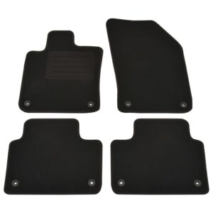 4 pcs conjunto tapetes de automóveis para Volvo V60 II - PORTES GRÁTIS