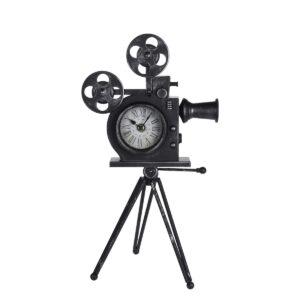 Tafelklok Cine Camera