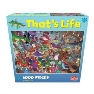 Puzzle That´s Life  Goliath Magic (1000 pcs)