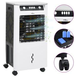Refrigerador Branco 3 em 1 - Climatizador - Purificador - Humidificador  80 W - PORTES GRÁTIS
