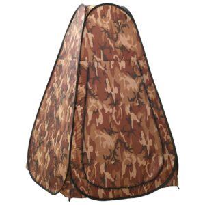 Tenda de duche camuflagem - PORTES GRÁTIS