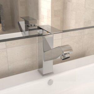 Torneira extraível p/ lavatório casa de banho 157x172mm cromado - PORTES GRÁTIS