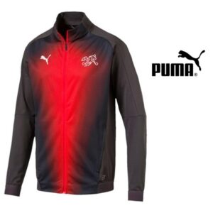 Puma® Casaco Oficial  Swiss National Football Teams - 75248901