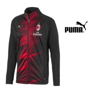 Puma® Casaco Oficial Ac Milan Stadium  - 75673003