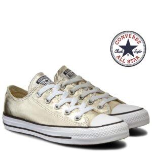 Converse® Sapatilhas  All Star Dourado - Tamanho 40