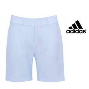 Adidas® Calções Senhora Golf Balance Azul Claro