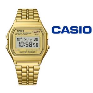 Relógio Casio® A158WETG-9AEF