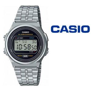 NOVIDADE - Relógio Casio® A171WE-1AEF