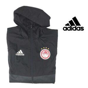 Adidas® Casaco Olympiakos Oficial - Tamanho M