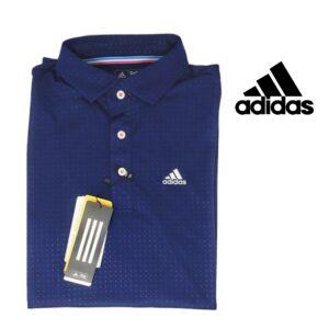 Adidas® Polo Azul  Marinho -  Tamanho S