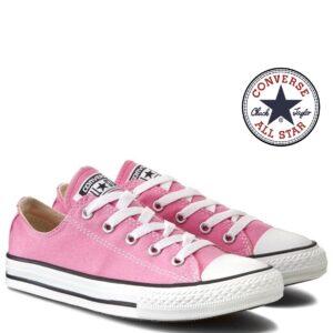 Converse® Sapatilhas Criança All Star Rosa - Tamanho 30