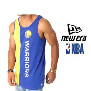 Adidas® Camisola Caveada New Era Golden State Warriors