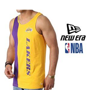 Adidas® Camisola Caveada New Era Los Angeles Lakers