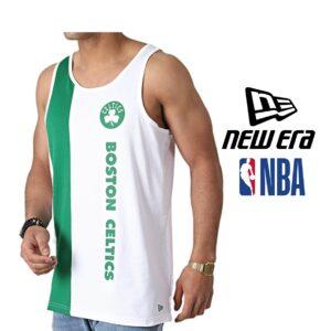 Adidas® Camisola Caveada New Era  Boston Celtics