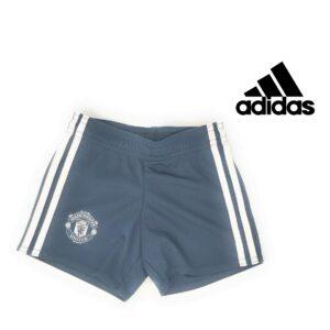 Adidas® Calções Criança Manchester United | Tamanho 6 - 9 Meses