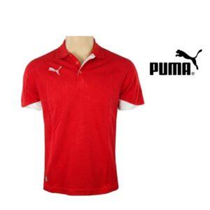 Puma® Polo Vermelho 652055 - Tamanho M