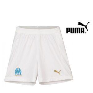 Puma® Calção Oficial Marselha Branco