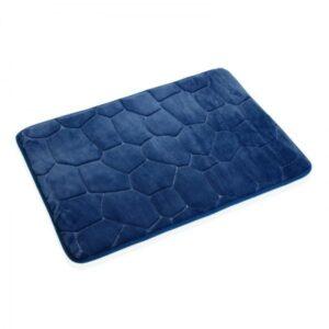 Tapete de banho Com relevo (40 x 60 cm) Azul