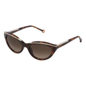 Óculos escuros femininos Carolina Herrera SHE8335601AY (ø 56 mm)