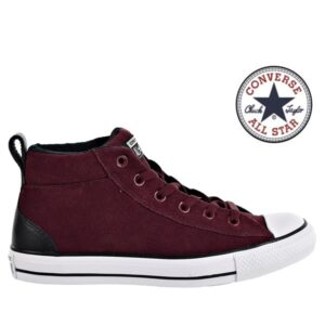 Converse® Sapatilhas All Star Chuck Taylor Street Mid - Tamanho 43