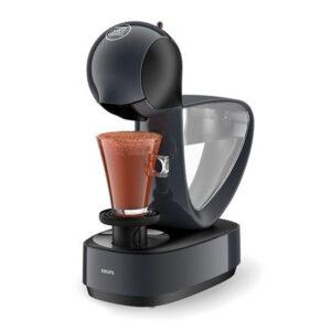Máquina de Café de Cápsulas Krups KP173B 1500W 1,2L Cinzento