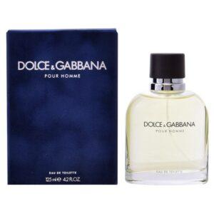 Perfume Homem Pour Homme Dolce & Gabbana EDT 125 ml