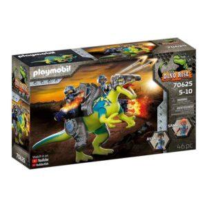 Playset Dino Rise Spinosaurus Playmobil 70625 (46 pcs)
