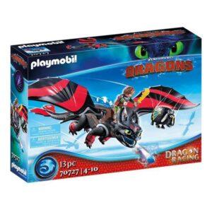 Jogo de Plasticina Playmobil How to Train Your Dragon (13 pcs)