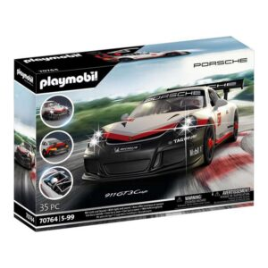 Playset de Veículos Porsche 911 GT3 Cup Playmobil 70764 (35 pcs)
