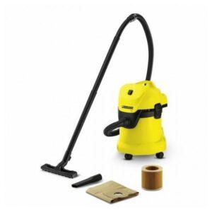 Aspirador com Saco Karcher WD 3 17 L 1000W Amarelo