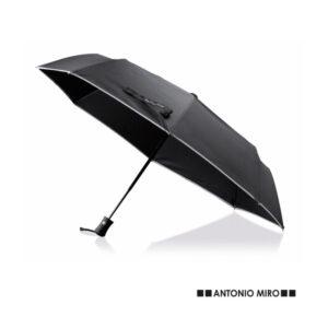 Guarda-chuva Dobrável Antonio Miró (Ø 95 cm) 147154 Preto
