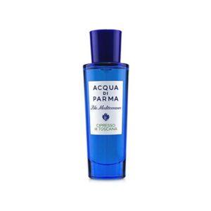 Perfume Homem Blu Mediterraneo Cipresso Di Toscana Acqua Di Parma EDT 75 ml
