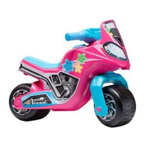 Andarilho Moto Cross Race Moltó Cor de rosa (1+ ano)