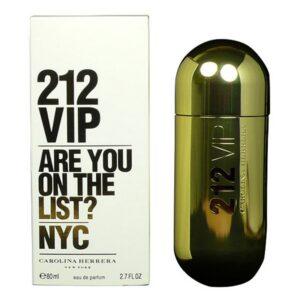 Perfume Mulher 212 Vip Carolina Herrera EDP 30 ml