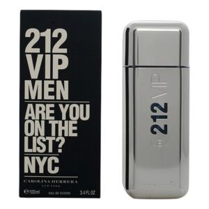 Perfume Homem 212 Vip Carolina Herrera EDT 50 ml