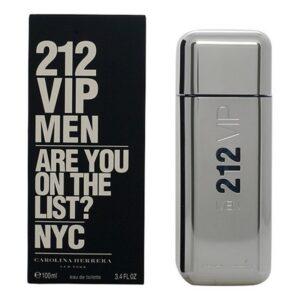 Perfume Homem 212 Vip Carolina Herrera EDT 200 ml