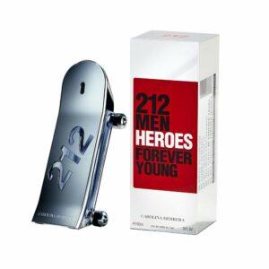 Perfume Homem 212 Men Heroes Carolina Herrera (100 ml) EDT