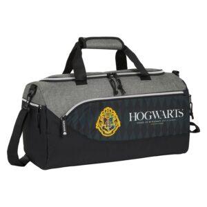 Saco de Desporto Hogwarts Harry Potter Preto Cinzento (25 L)