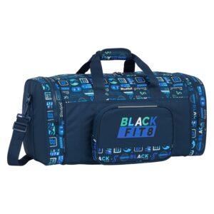 Saco de Desporto BlackFit8 Retro Azul Marinho (27 L)