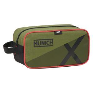 Bolsa para Sapatos de Viagem Munich Dynamo Verde