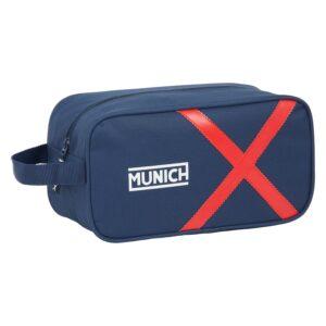 Bolsa para Sapatos de Viagem Munich Spike Azul Marinho
