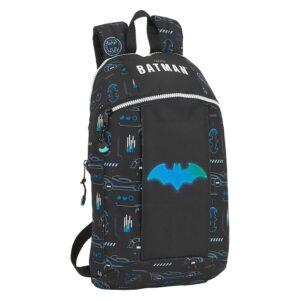 Mochila Casual Bat-Tech Batman Preto