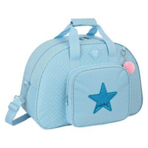 Saco de Desporto Star Glow Lab Azul Claro (21 L)