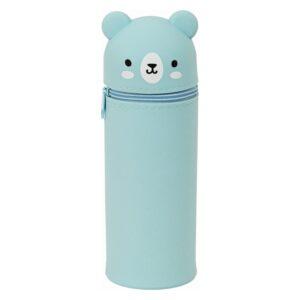 Estojo Bear Safta Azul Claro