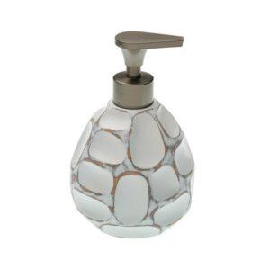Dispensador de Sabão Cerâmica