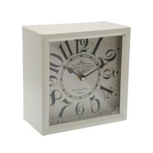 Relógio Tafelklok Metal (20 x 20 x 20 cm)
