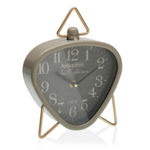 Relógio Tafelklok Metal (5,5 x 23 x 18,5 cm)