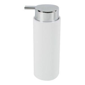 Dispensador de Sabão Polipropileno ABS (6,5 x 16 x 6,5 cm) Cor de Rosa