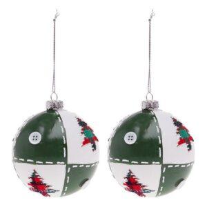Bolas de Natal (2 pcs) 111301