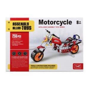 Jogo de Construção Motorcycle 117530 (255 pcs)